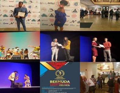 DISTINCT APPAREL, a Sponsor at the 3rd Annual Bermuda Premiers Awards