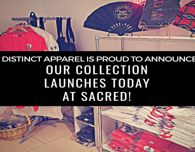 Distinct Apparel now selling at  Sacred - Faith Inspired Gifts