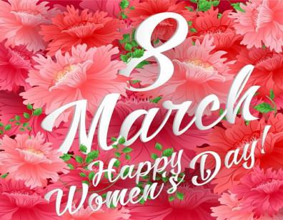 WOMEN, we celebrate you, we celebrate us!
