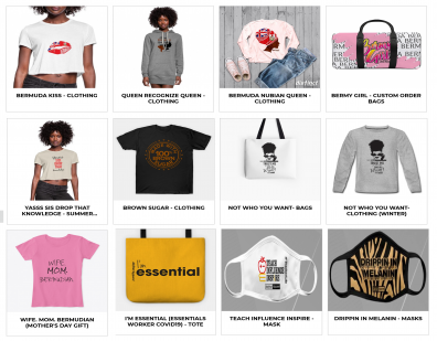 MOTHERS DAY AT DISTINCT APPAREL