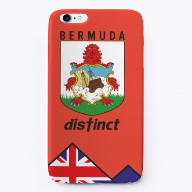 DisTinct Bermuda - PHONE CASES