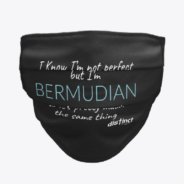 Perfect Bermudian - FACE MASKS