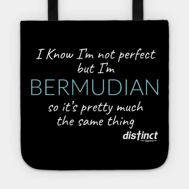 Perfect Bermudian - BAGS