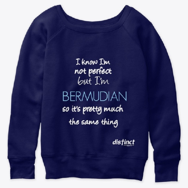 Perfect Bermudian - CLOTHING
