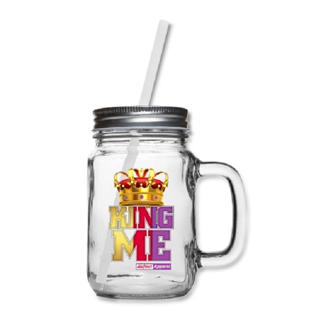 Fathers & Men KING ME  - DRINKWARE