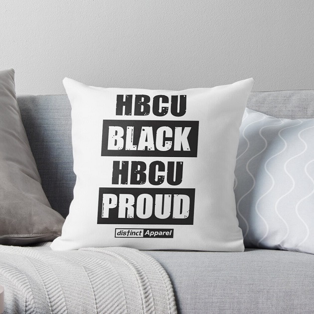 HBCU BLACK & PROUD- HOME & DECOR