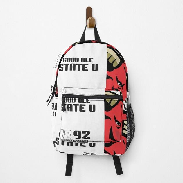 OLD STATE U (1892) - BAGS