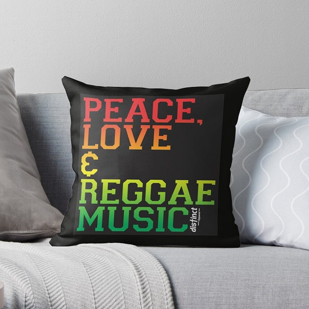 PEACE, LOVE & REGGAE MUSIC -HOME