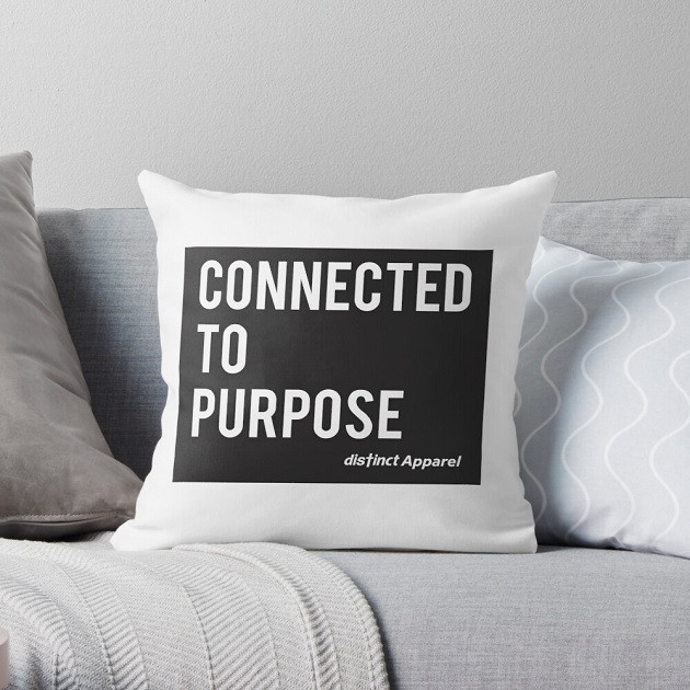 Connected to Purpose - HOME