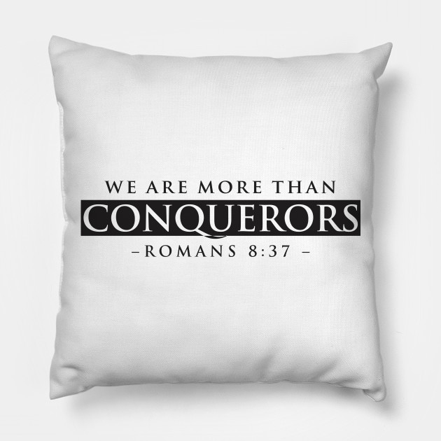 MORE THAN CONQUERORS -HOME & DECOR