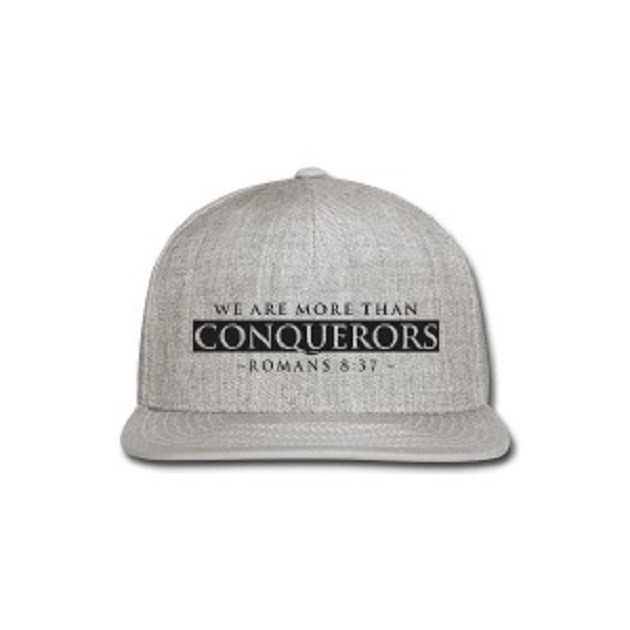 MORE THAN CONQUERORS -HATS