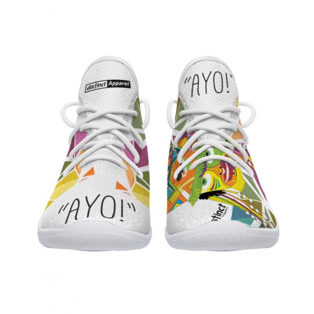 BERMUDA GOMBEY AYO!   - (CCs) Custom Comfort-City Sneakers