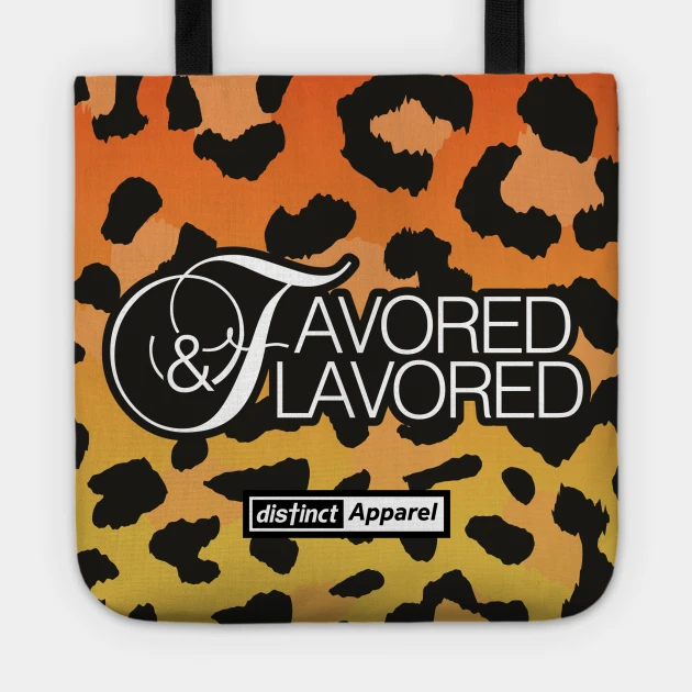 Faith Inspired: Favored & Flavored - BAGS
