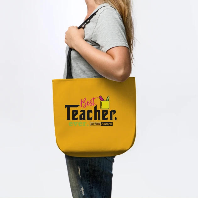 Best Teachers Ever - Bags
