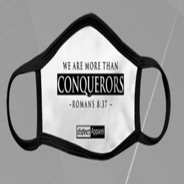MORE THAN CONQUERORS -Masks