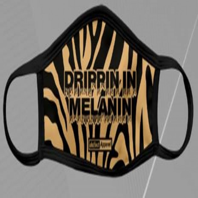 DRIPPIN IN MELANIN - Masks