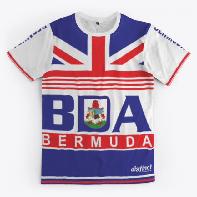 BERMUDA PRIDE- CLOTHING
