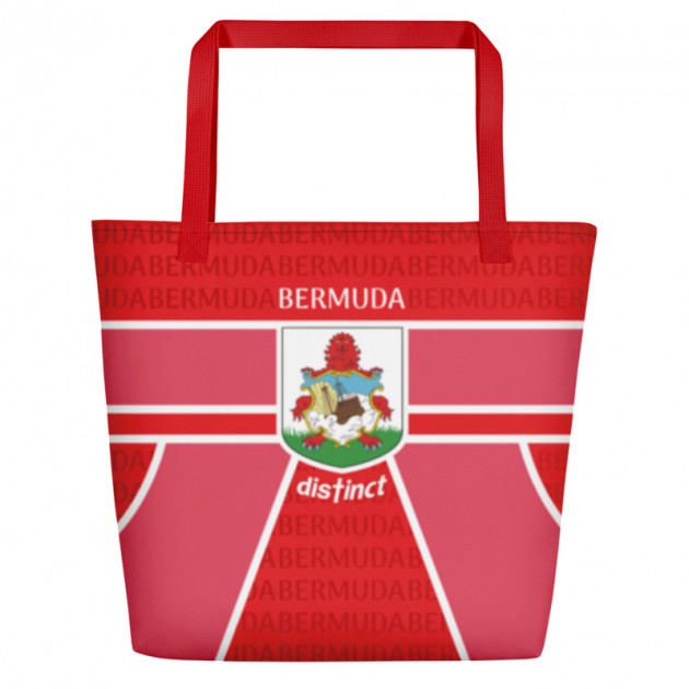 Bermuda LOVE - Beach Bag/Tote (CUSTOM PRE-ORDER ONLY)