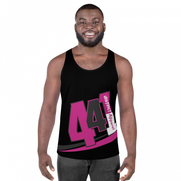 Bermuda 441 -  (Black) Tank Top (CUSTOM PRE-ORDER ONLY)