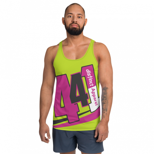 Bermuda 441 -  (Green) Tank Top (CUSTOM PRE-ORDER ONLY)
