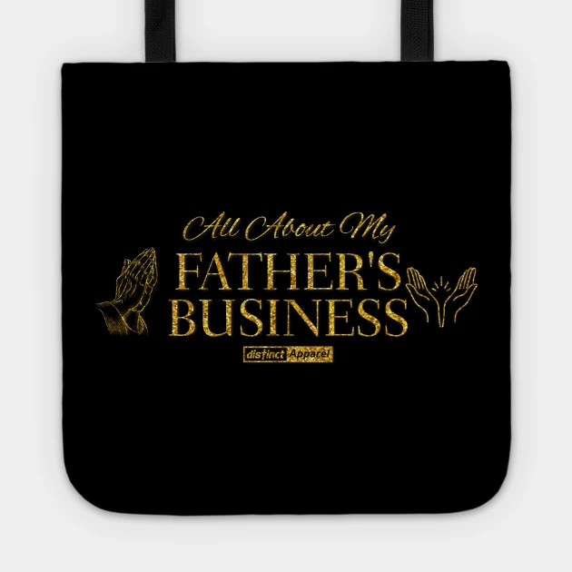 All About My Father's Business - ACCESSORIES & MASKS